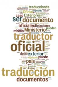 Registro oficial de traductores e intérpretes