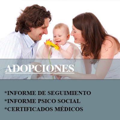 Documentación para adopciones