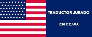 Traductor Jurado en EEUU