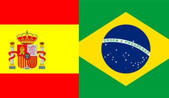 España/Brasil